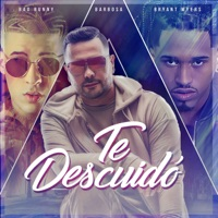 Te Descuidó (feat. Bad Bunny & Bryant Myers) - Single Mp3 Download