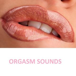 sex noises orgasm