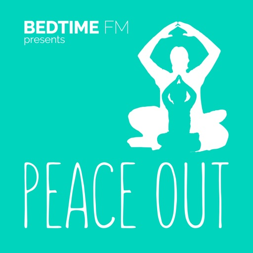 Cover image of Peace Out — Relaxation and mindfulness stories for kids