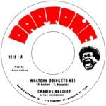 Whatcha Doing (To Me) / Strike Three - Single