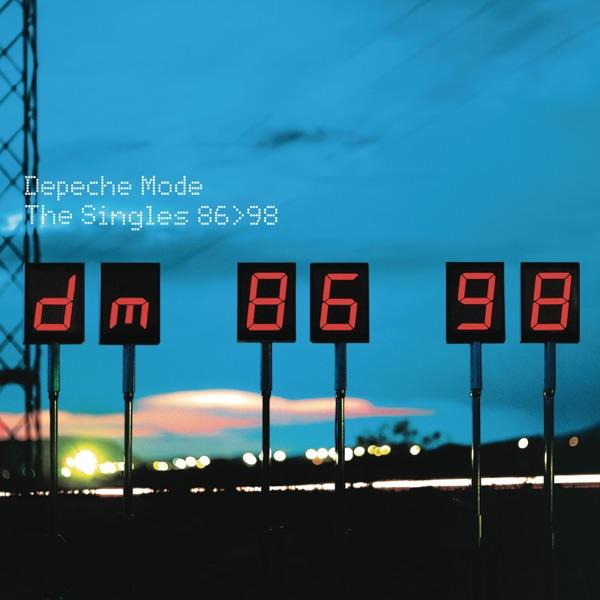 Depeche Mode mit Stripped
