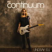 Lindsay Ell - The Continuum Project  artwork
