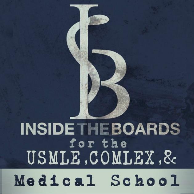 InsideTheBoards for the USMLE, COMLEX & Medical School by