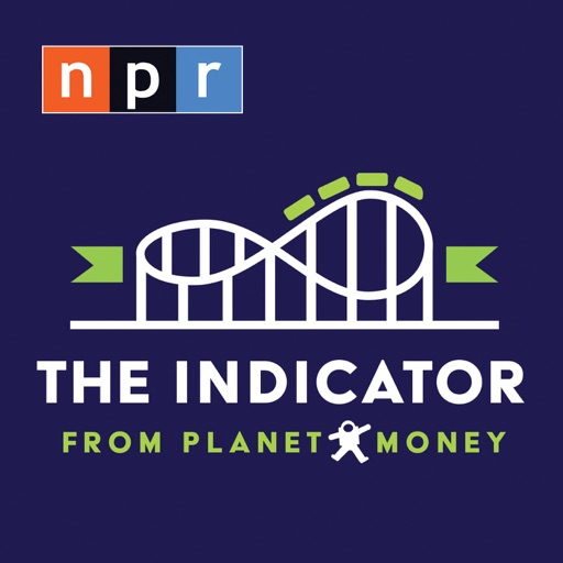 Cover image of The Indicator from Planet Money