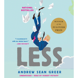 Less (Unabridged) audiobook