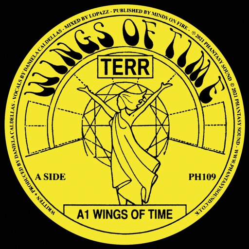 Wings of Time - Single by Terr