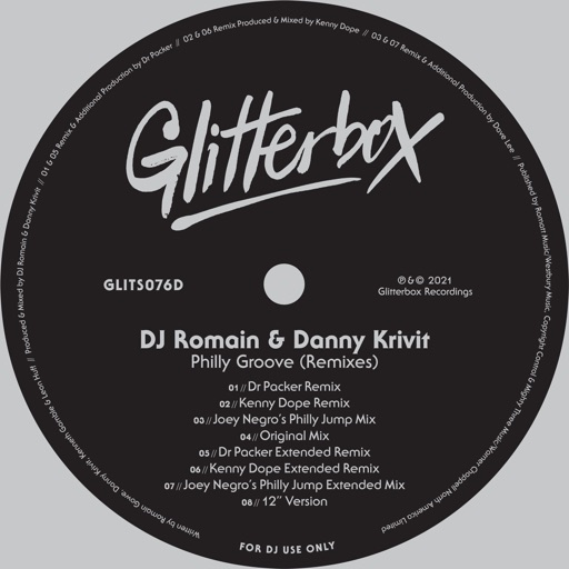 Philly Groove (Remixes) by Danny Krivit & DJ Romain