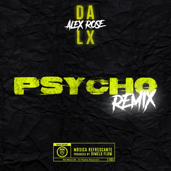 Psycho (Remix) - Single