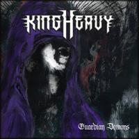 King Heavy - Guardian Demons artwork