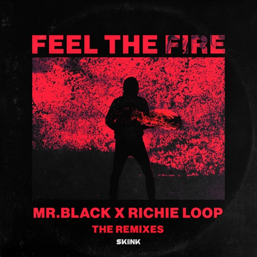 Feel the Fire (The Remixes) - EP by MR.BLACK & Richie Loop