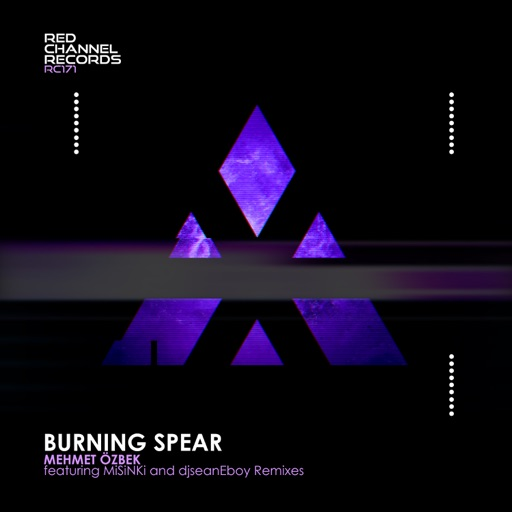 Burning Spear - Single by Mehmet Özbek