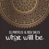 DJ Pantelis & Nick Saley - What Will Be (A Tribute to Zehava Ben) artwork