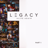Planetshakers - Legacy, Pt. 1 (Alive Again (Live)) - EP artwork