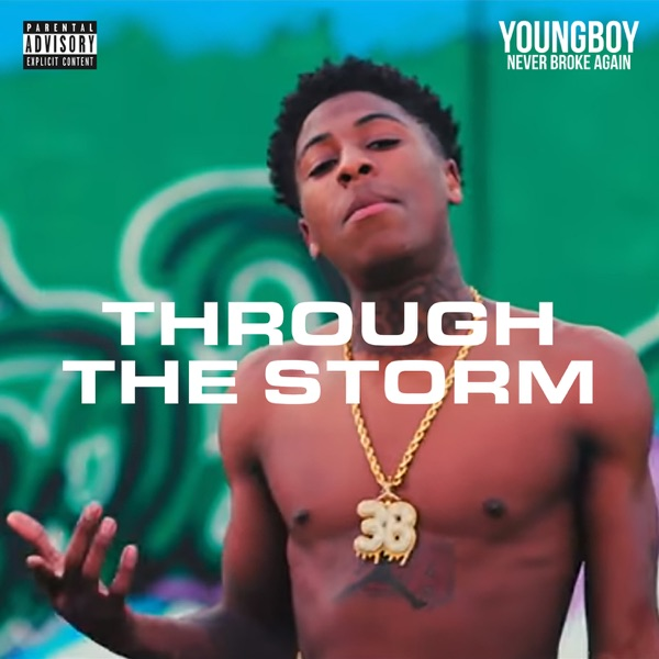 Through the Storm - YoungBoy Never Broke Again song image