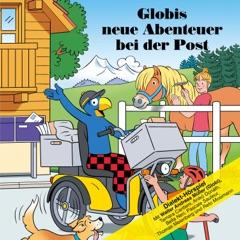 Globis neue Abenteuer bei der Post