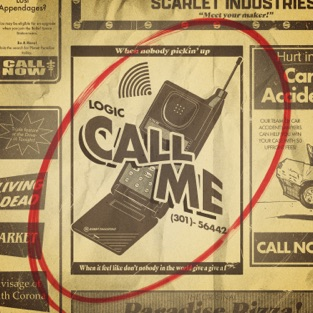 Logic – Call Me – Single [iTunes Plus AAC M4A]