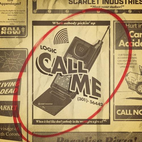 Logic - Call Me - Single [iTunes Plus AAC M4A]