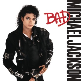 マイケル ジャクソンの bad をapple musicで