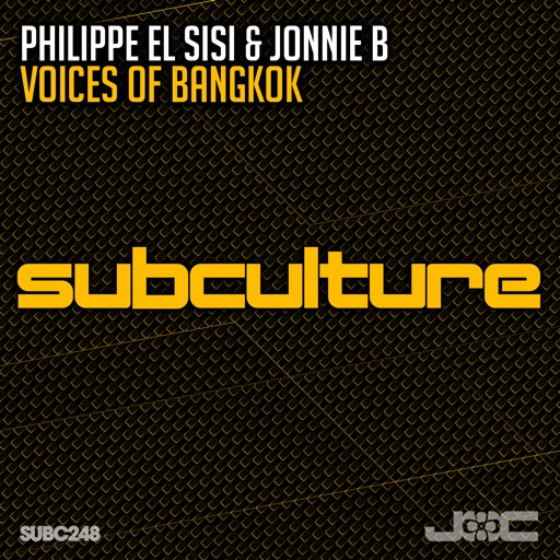 Voices of Bangkok - Single by Philippe El Sisi & Jonnie B