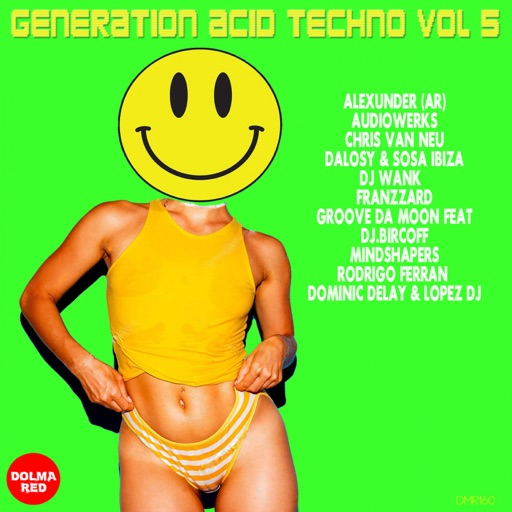 Generation Acid Techno 5 by Various Artists