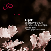 Elgar: Enigma Variations, Introduction & Allegro - London Symphony Orchestra & Sir Colin Davis - London Symphony Orchestra & Sir Colin Davis