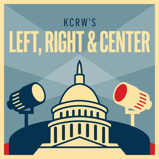 Cover image of KCRW's Left, Right & Center