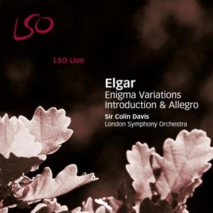 "Sir Colin Davis & London Symphony Orchestra - Variations on an Original Theme, Op. 36 ""Enigma"": Variation IX. Nimrod (Adagio)"