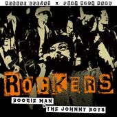 ROCKERS/BOOGIE MAN & THE JOHNNY BOYSジャケット画像