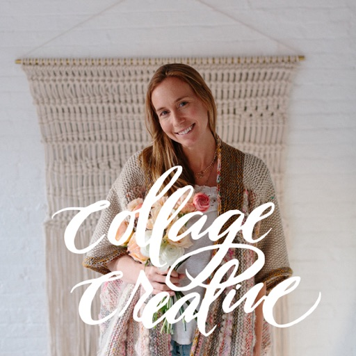 Cover image of Collage Creative with Amy Small