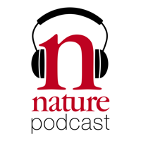 Podcast cover art for Nature Podcast