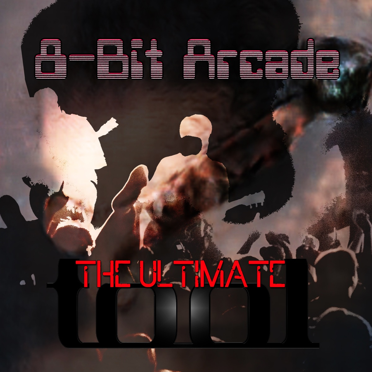 The Ultimate Tool 8-Bit Arcade CD cover
