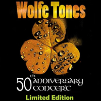 The Wolfe Tones - Boston Rose Reilly artwork