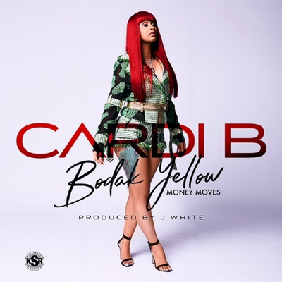 Bodak Yellow - Cardi B song