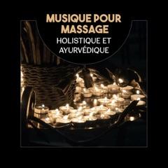 Musique pour massage holistique et ayurvédique - Coffret bien-être, musique détente pour salon du spa