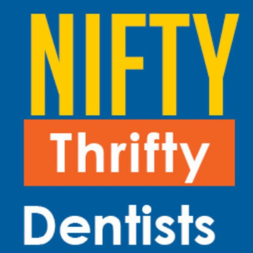Cover image of Nifty Thrifty Dentists Podcast