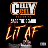 Lit AF (feat. Sage the Gemini) - Single