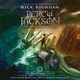 The Lightning Thief: Percy Jackson and the Olympians, Book 1 (Unabridged) audiobook