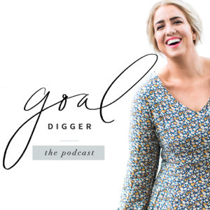 The Goal Digger Podcast - Marketing, Social Media, Creative Entrepreneurship, Small Business Strategy and Branding