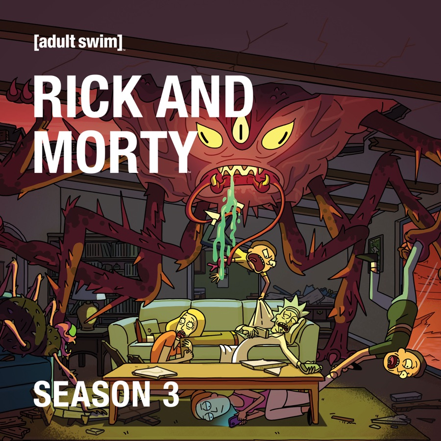 Rick and morty uncensored