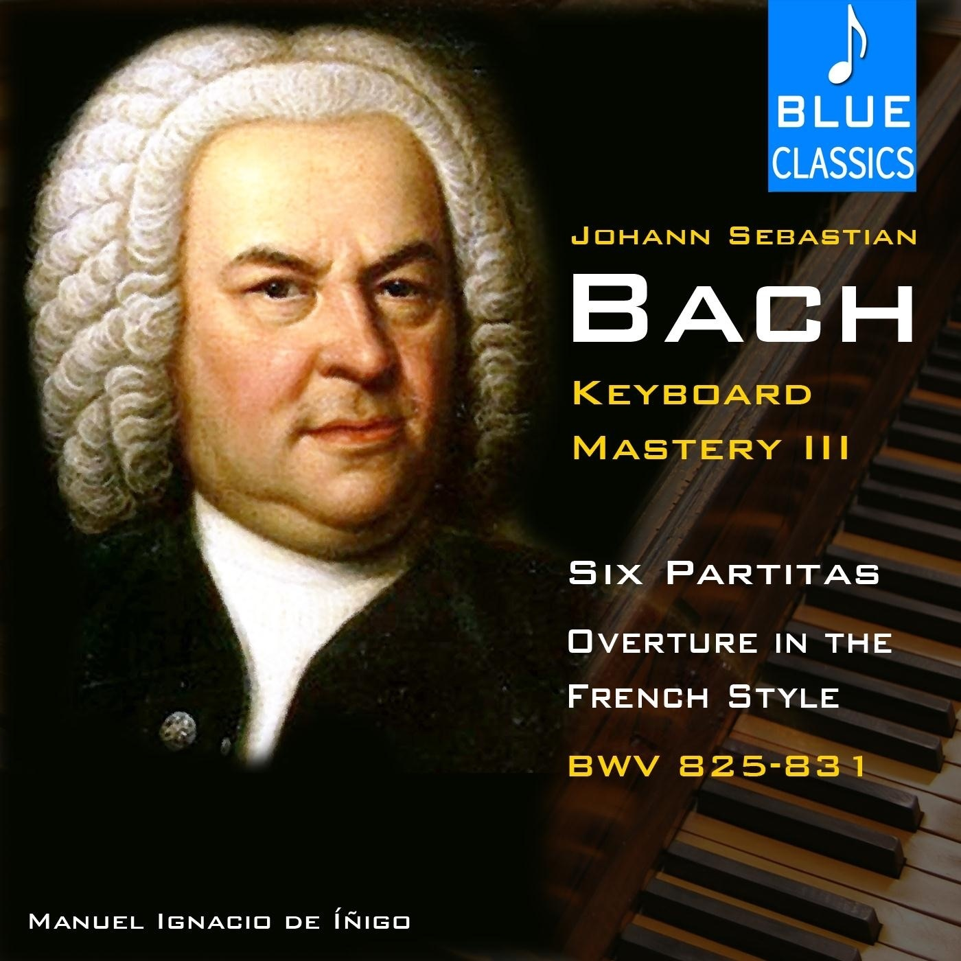 Overture in the French Style in B Minor, BWV 831: VIII. Echo