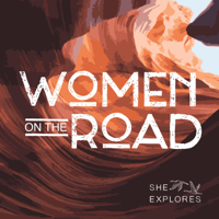 Podcast cover art for Women on the Road