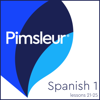 Pimsleur - Spanish Level 1 Lessons 21-25: Learn to Speak and Understand Spanish with Pimsleur Language Programs  artwork