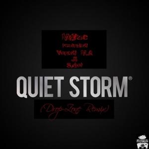 Quiet Storm (feat. Young M.A, JI & S.dot) [Drop-Zone Remix] - Single Mp3 Download