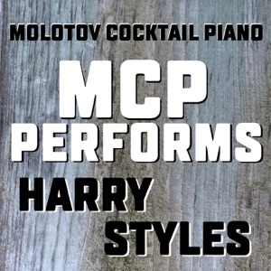 Molotov Cocktail Piano - Woman