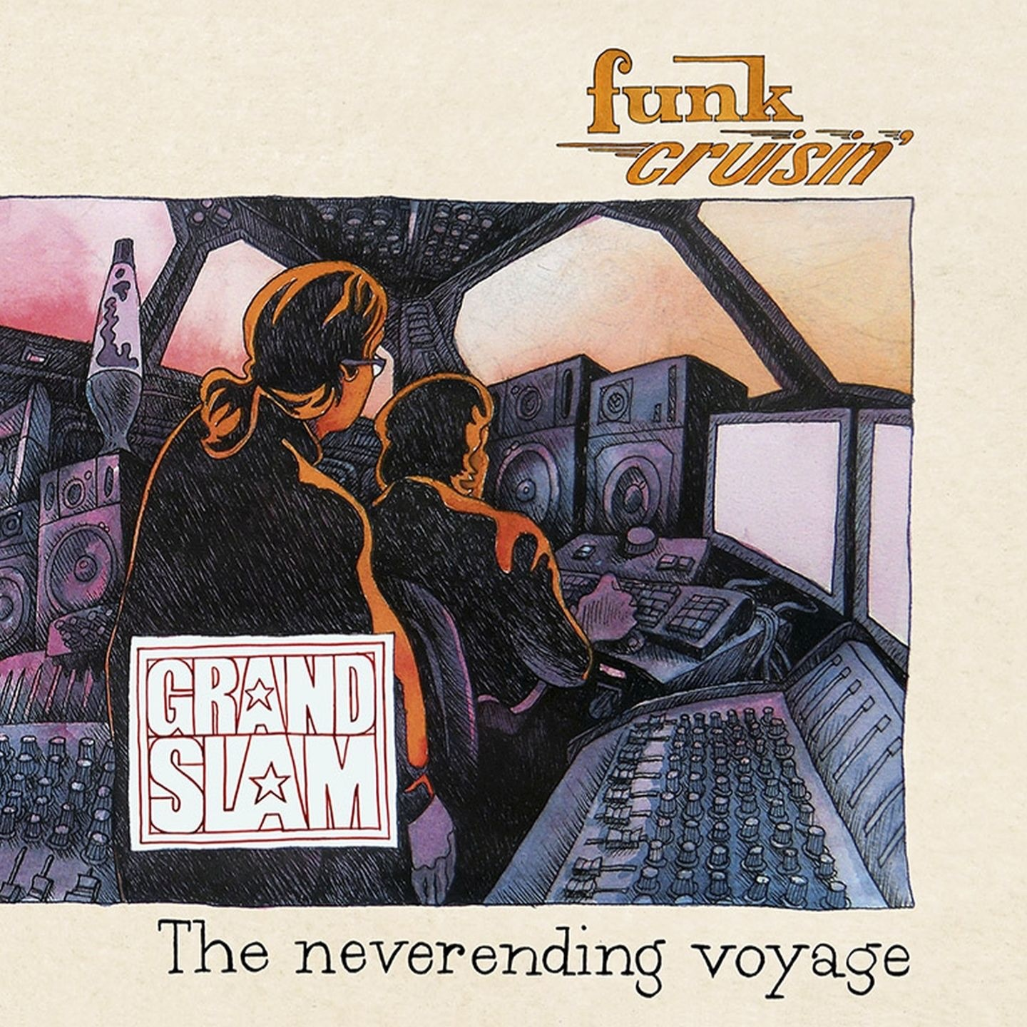 MP3 Songs Online:♫ Kush (2017 Edit) - Grand Slam album Funk Cruisin' - The Neverending Voyage. Funk,Music,R&B/Soul listen to music online free without downloading.