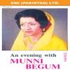 An Evening With Munni Begum