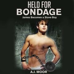 Held for Bondage: James Becomes a Slave Boy (Unabridged)