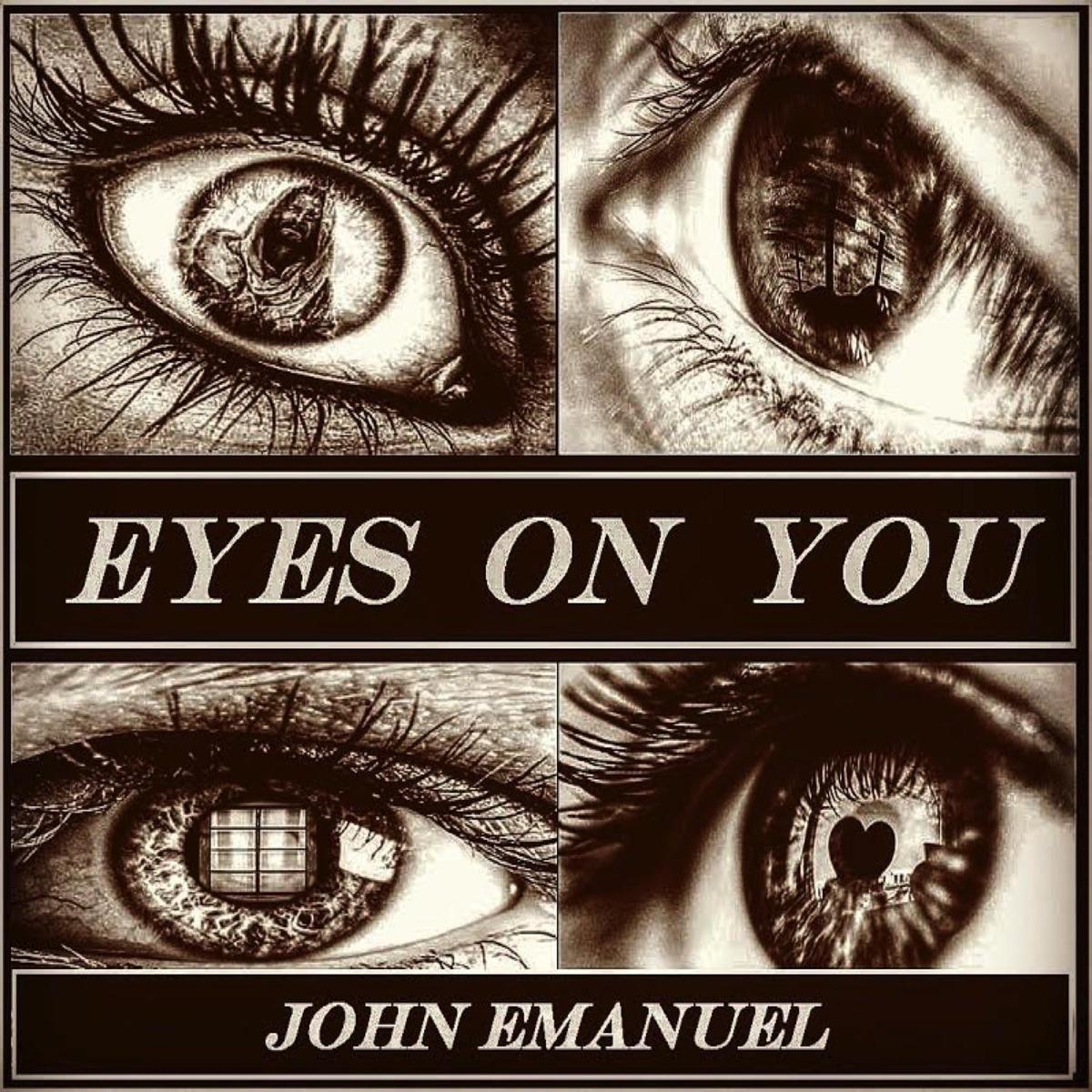 Eyes on You - EP John Emanuel CD cover
