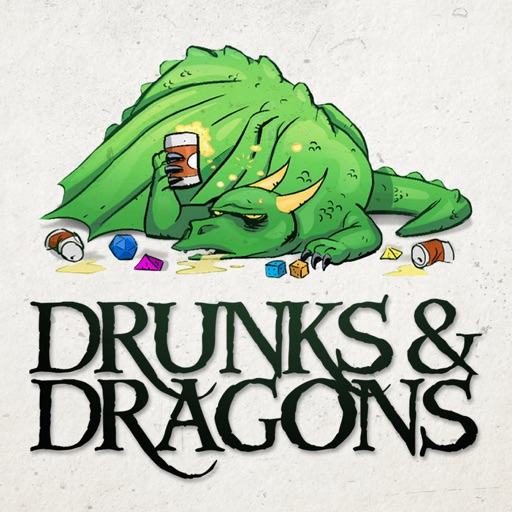 Cover image of Drunks and Dragons - Dungeons and Dragons 5e Actual Play