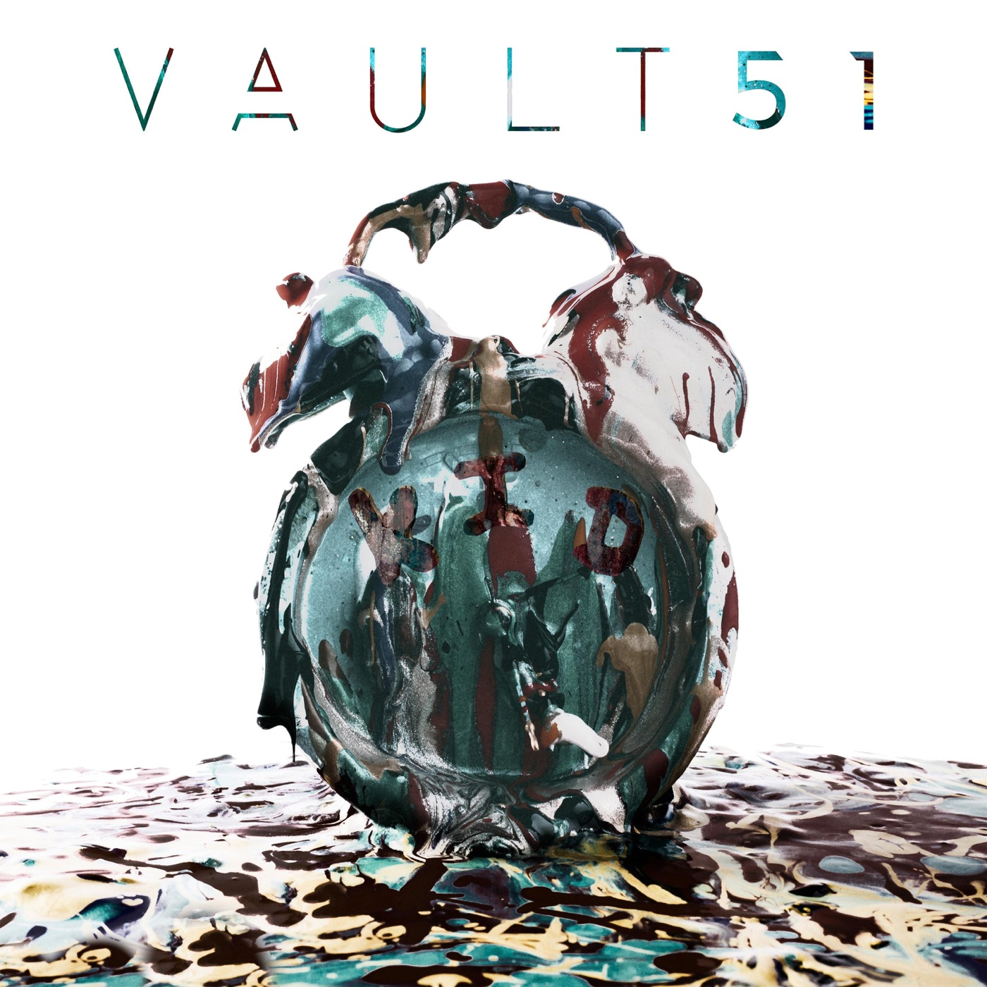 Vault 51 - Thirty Six [single] (2017)